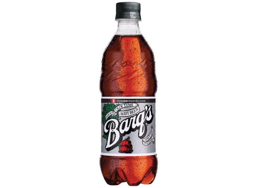 BARQS ROOT BEER 20OZ BOTTLE