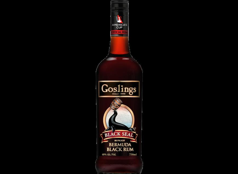 GOSLING'S BLACK SEAL RUM 750ML