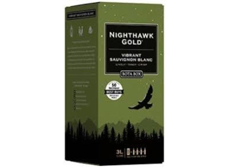BOTA BOX NIGHTHAWK GOLD SAUVIGNON BLANC 3L