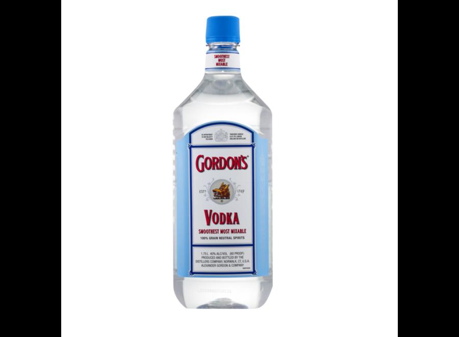 GORDON'S VODKA 750ML