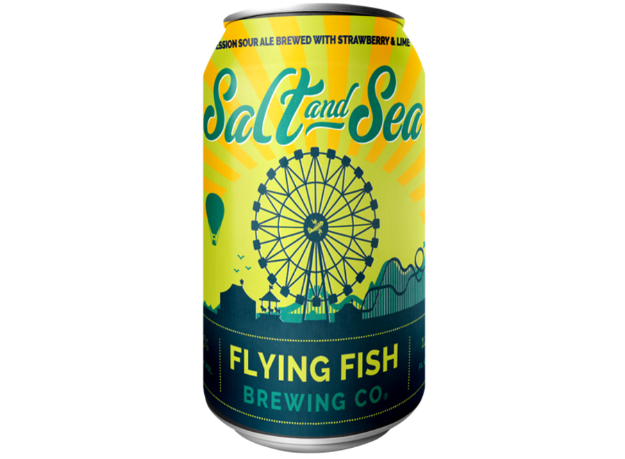 FLYING FISH SALT & SEA SOUR 6PK/12OZ CAN