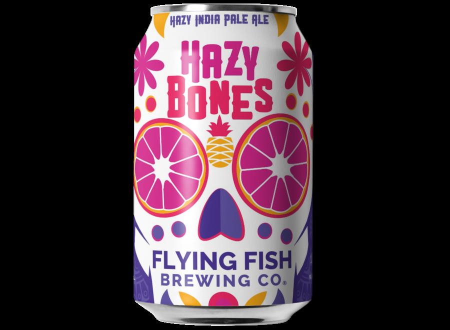 FLYING FISH HAZY BONES IPA 6PK /12OZ CAN