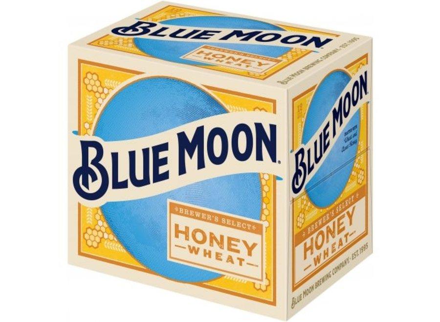 BLUE MOON HONEY WHEAT 12PK/12OZ BOTTLE