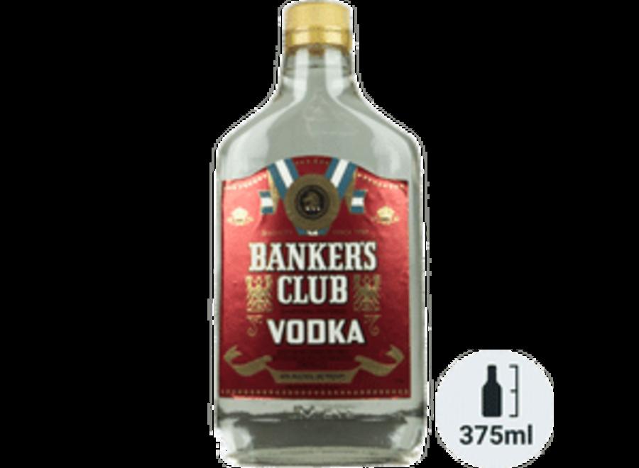 BANKERS CLUB VODKA 375ML