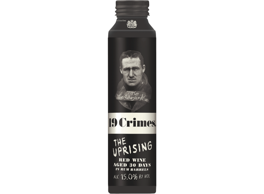 19 CRIMES THE UPRISING RED 375ML