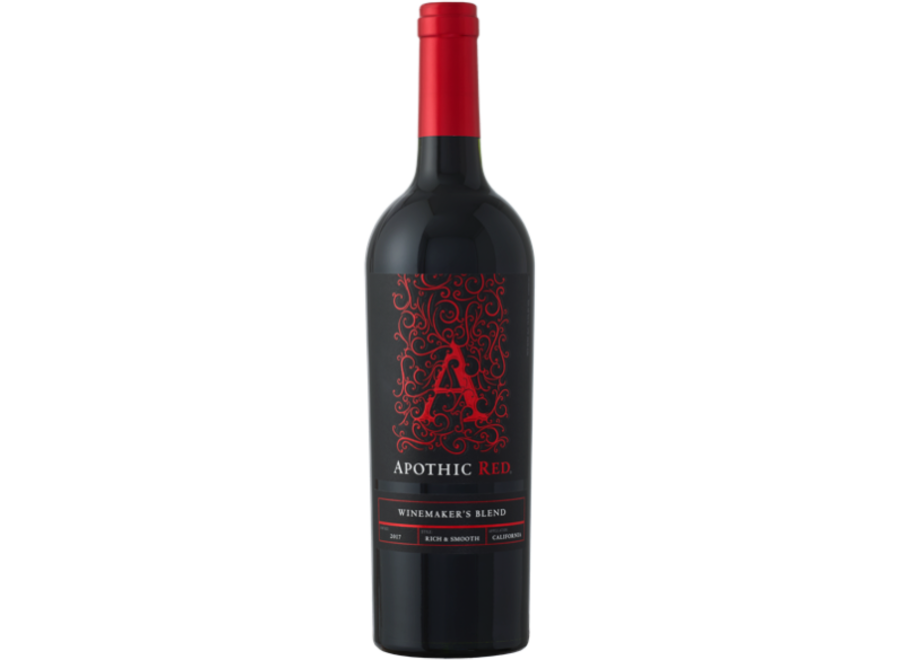 APOTHIC RED WINEMAKER'S BLEND 750ML