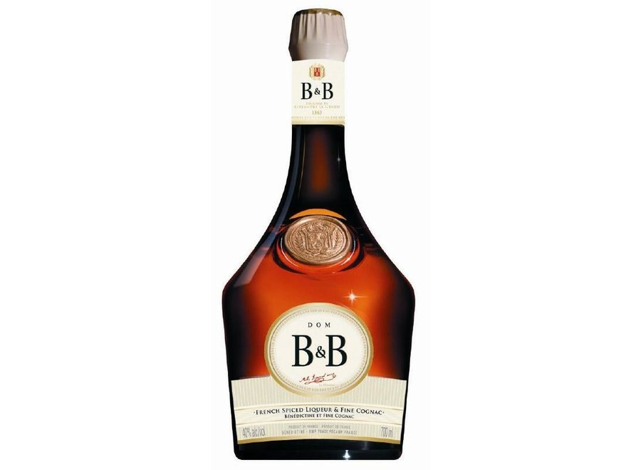 DOM B&B BRANDY 750ML