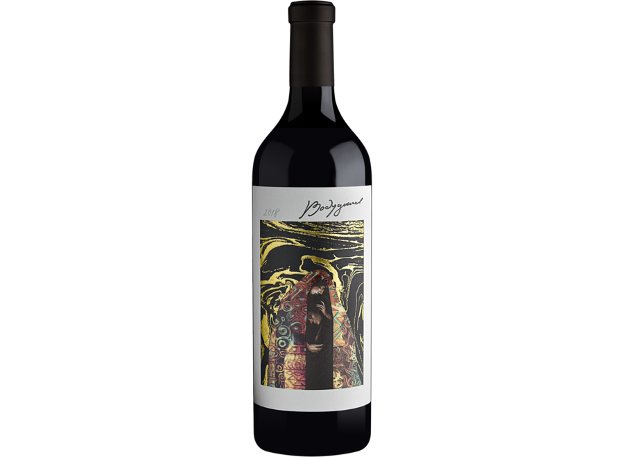 BODYGUARD BY DAOU RED BLEND 750ML