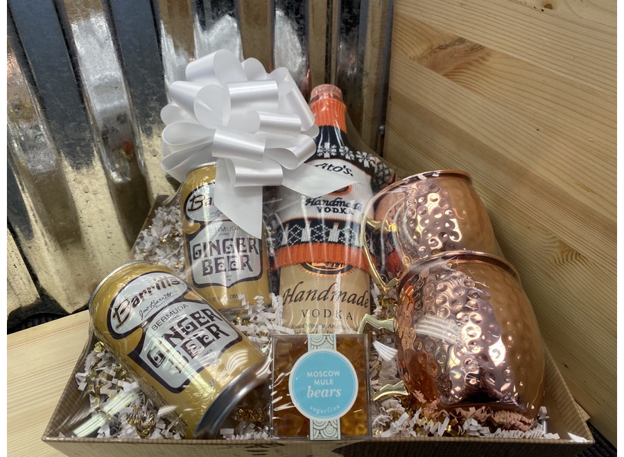 GIFT BASKET - MOSCOW MULE