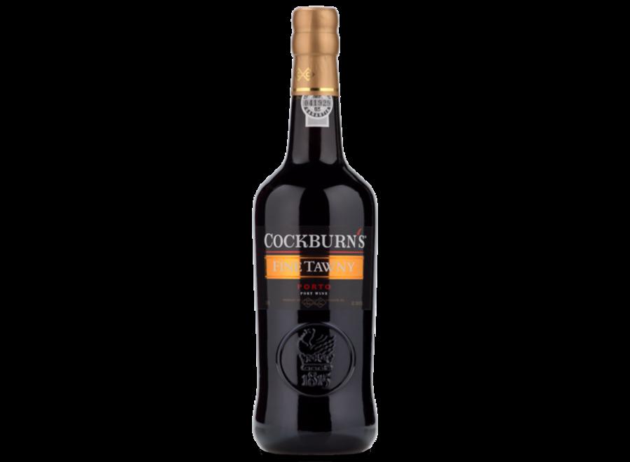 COCKBURN'S FINE TAWNY PORTO WINE 750ML