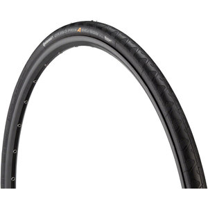 Continental Continental Grand Prix 4-Season Tire - 700 x 28, Clincher, Folding, Black