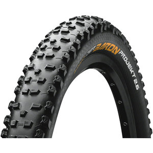 Continental Der Baron Projekt 27.5 X 2.4 Folding Protection Apex + Black Chili