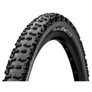 Continental Continental Trail King Tire - 29 x 2.4, Tubeless, Folding, Black, ShieldWall