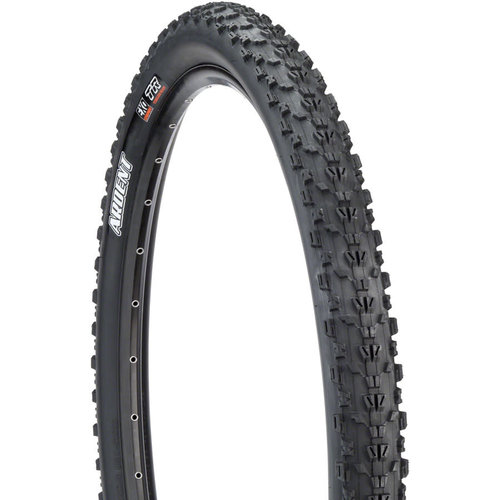 Maxxis Maxxis Ardent Tire 26 x 2.40, Folding, 60tpi, Dual Compound, EXO, Tubeless Ready, Black