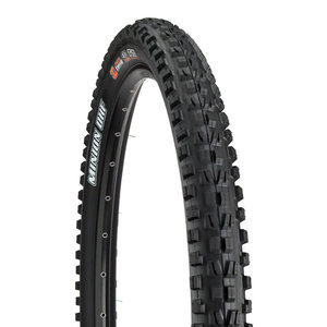 Maxxis Maxxis Minion DHF Tire 29 x 2.30, Folding, 60tpi, Dual Compound, EXO, Tubeless Ready, Black