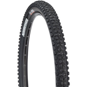 "Maxxis Maxxis Aggressor 29x2.30"" Tire Dual Compound, EXO/Tubeless Ready 60tpi, Black"