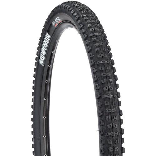 Maxxis Maxxis Aggressor Tire - 27.5 x 2.5, Tubeless, Folding, Black, Dual, DD, Wide Trail