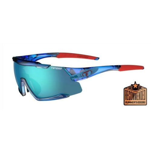 Tifosi Optics Aethon, Crystal Blue  Interchangeable Lenses