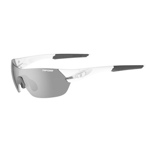 Tifosi Optics Slice, Matte White Interchangeable Lenses