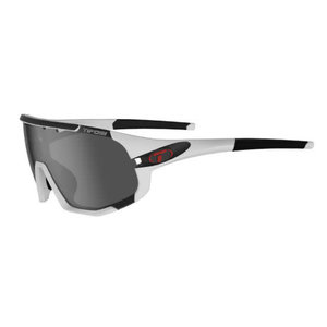 Tifosi Optics Sledge, Matte White Interchangeable Lenses