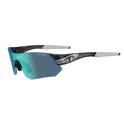 Tifosi Optics Tsali, Crystal Smoke/White Interchangeable Lenses