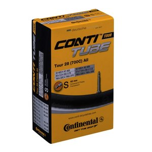 "Continental Tube 700 x 28-47 (27"") - PV 42mm - 180g"