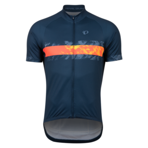 Pearl Izumi Classic Jersey Navy/Screaming Red