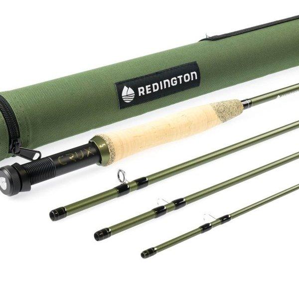 "Redington Redington - 590-4 CRUX ROD W/TUBE 5WT 9'0"""" 4PC Line Weight: 5 Length: 9'0"""