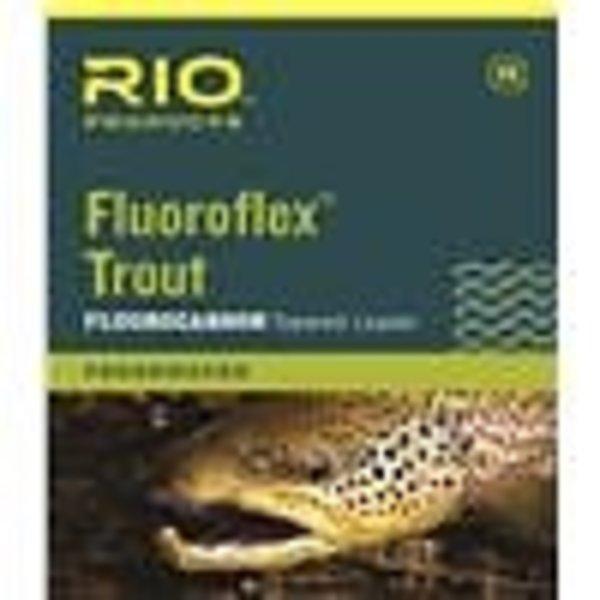 RIO Fluoroflex Trout Leader 9'