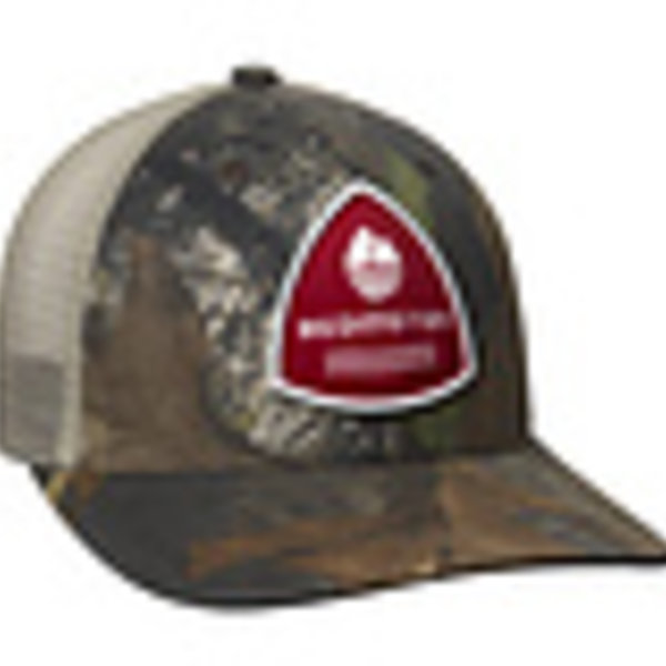 Redington Redington - BADGE MESHBACK HAT CAMO ONE SIZE