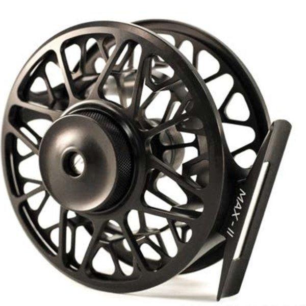 MAXXON Outfitters MAX Reel - CNC Machined Reel3/4 WT MATTE BLACK