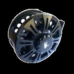 XG  Fly Reel - 5/6 WT, Graphite Reel, Lrg V-Arbor, BLACK