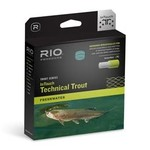 RIO RIO INTOUCH - TECHNICAL TROUT WF5F Size: WF5F Head  Length: 52ft/15.8m Overall Length: 90ft/27.4m Sink Rate: Float