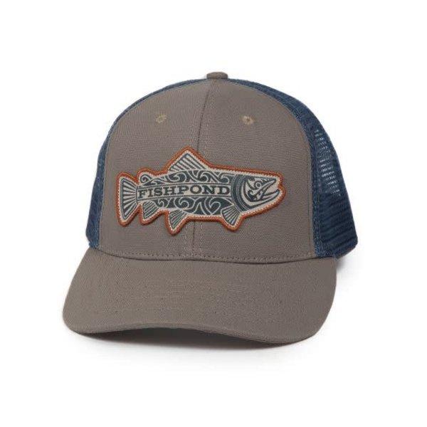 Fishpond Maori Trout Hat- Sandstone/Slate