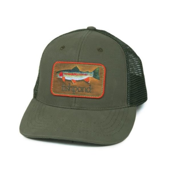 Fishpond Rainbow Trout Hat- Olive
