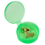South Fork/New Phase Green Tethered Lid Cups