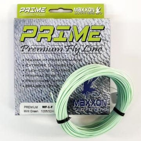 Prime Prime Premium Weight Forward Floating Line-6-F