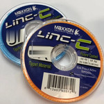 MAXXON Outfitters Linc - C  - Fluorocarbon Coated Copolymer Tippet - 6X - 4.2 lbs