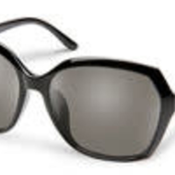 Suncloud Optics SUNCLOUD ADELAIDE BLACK POLARIZED GRAY