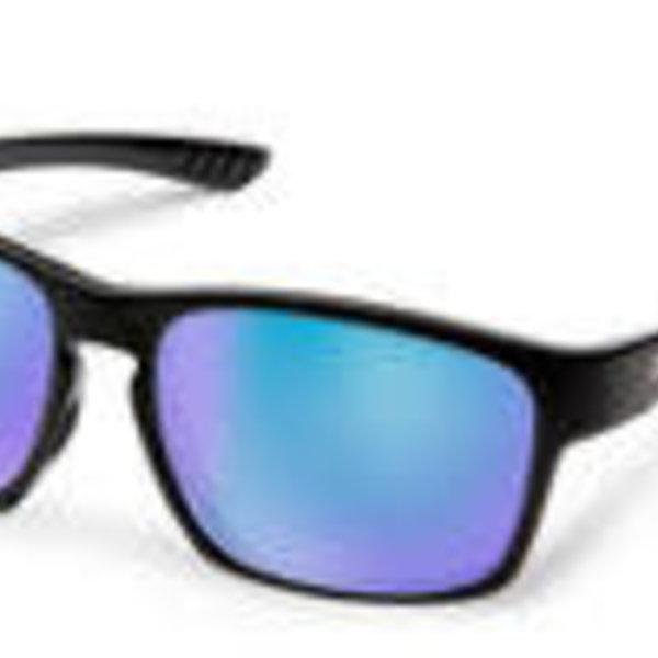 Suncloud Optics SUNCLOUD  FAIRFIELD BLACK POLARIZED BLUE MIRROR