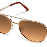 Suncloud Optics CALLSIGN ROSE GOLD POLARIZED BROWN GRADIENT