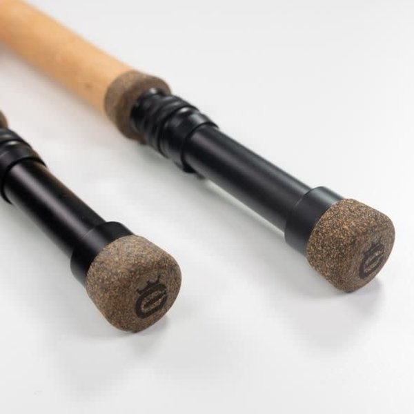 Cortland NYMPH SERIES ROD  4-PC 10.6  FT / 3 WTwith Case