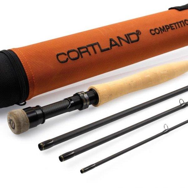 "Cortland Competition MKll Nymph Rod 10'6"" 3WT"