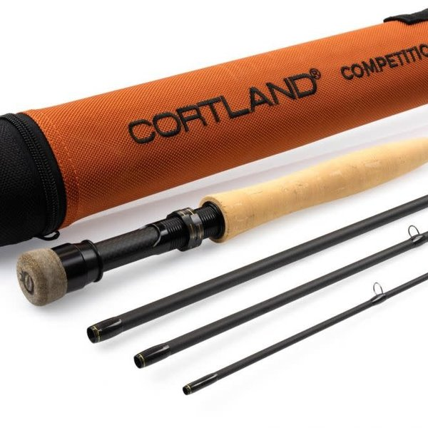 Cortland CORTLAND COMPETITION MKII NYMPH ROD  4-PC 10.5 FT / 3 WT