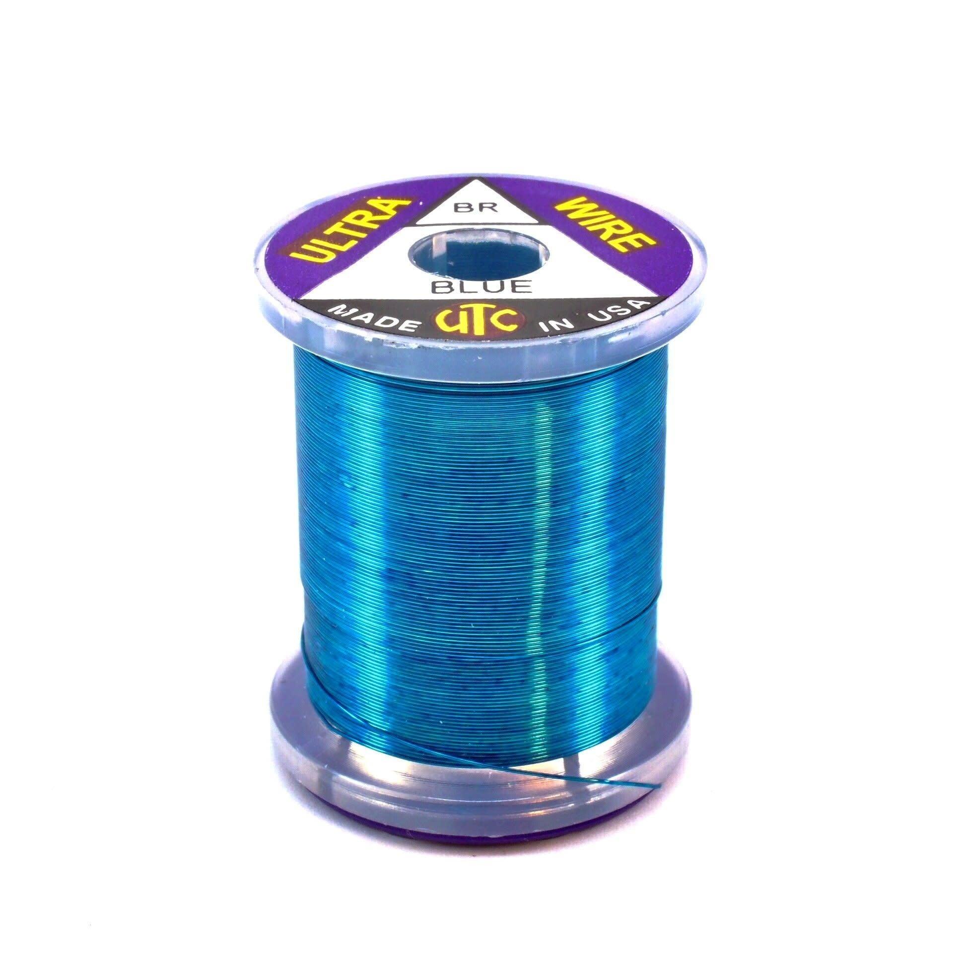 UTC UTC WIRE BRASSIE - Blue Metallic