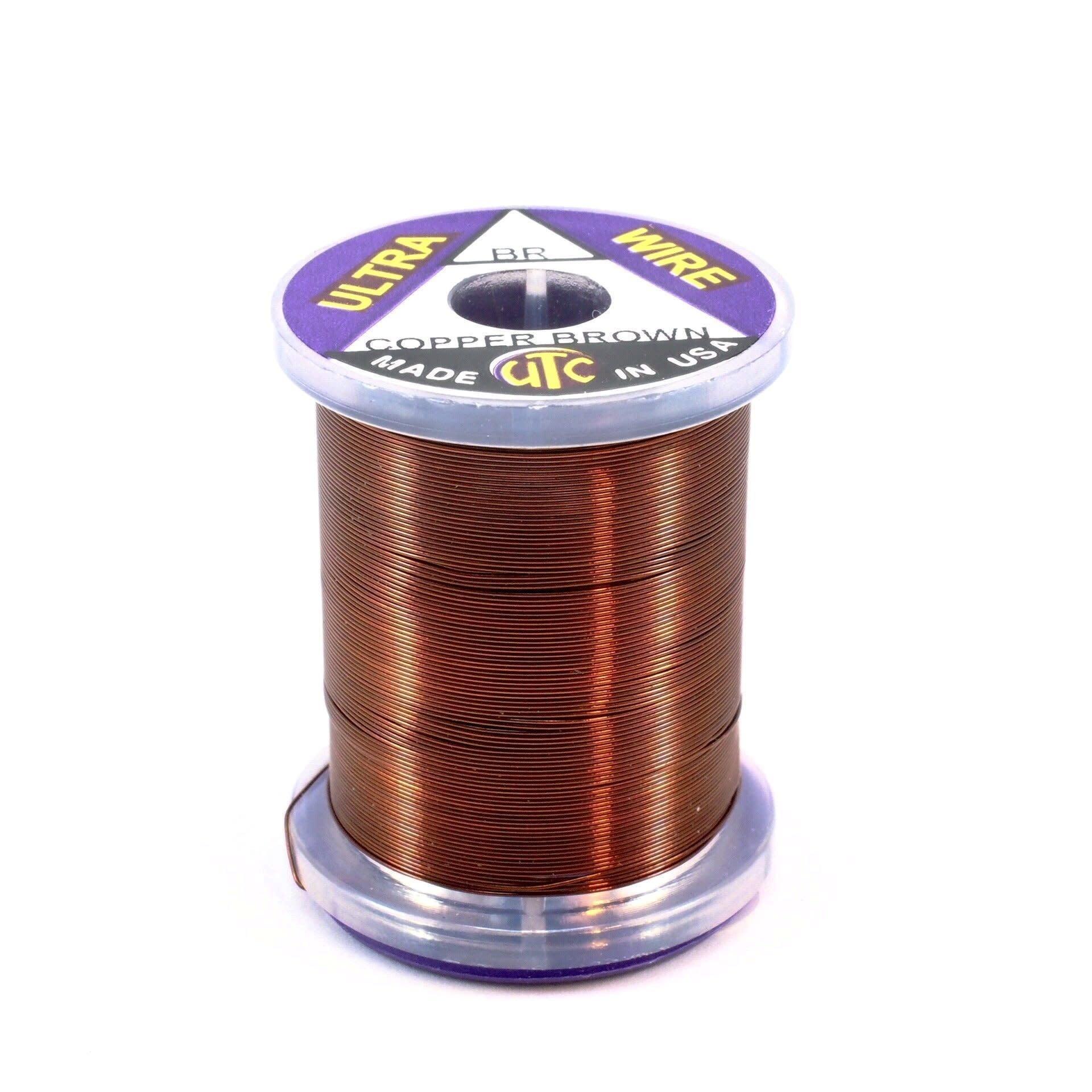 UTC UTC WIRE BRASSIE - Copper Brown