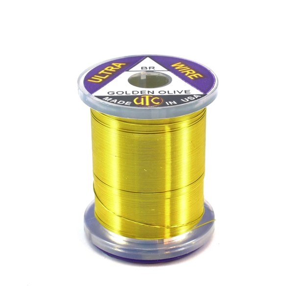 UTC UTC WIRE BRASSIE - Golden Olive
