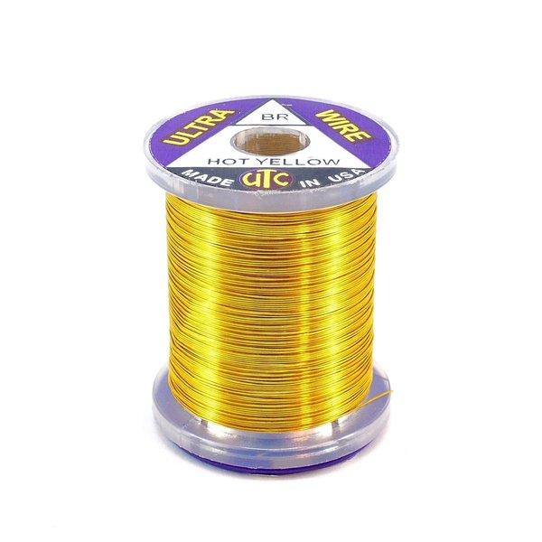 UTC UTC WIRE BRASSIE - Hot Yellow Metallic