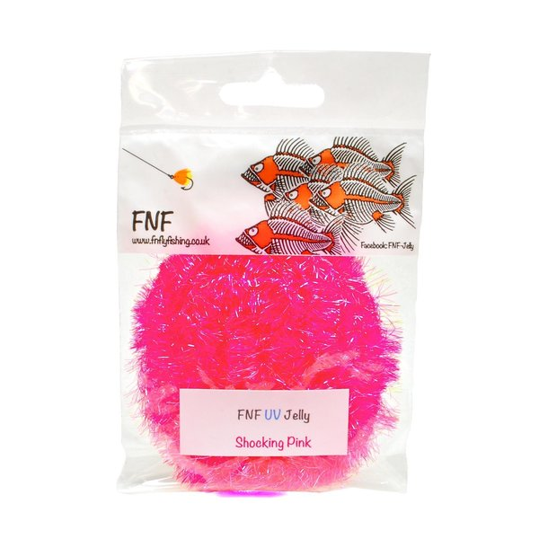 FNF FNF  JELLY - SHOCKING PINK
