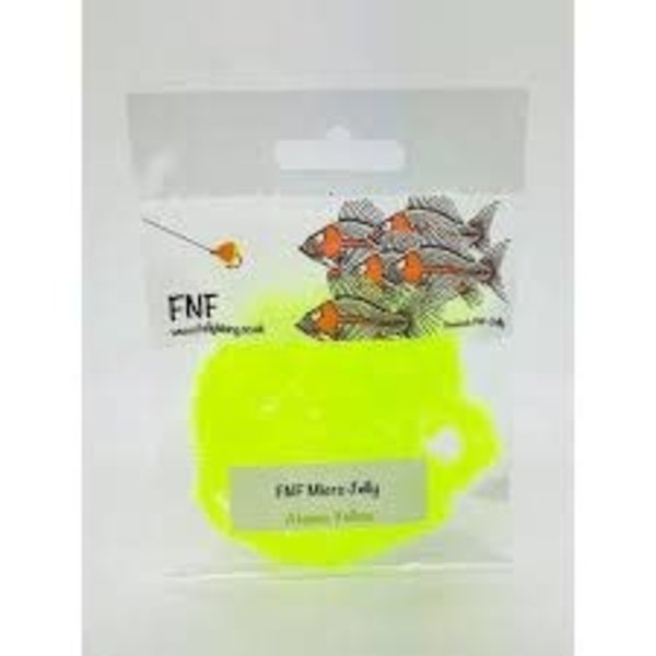 FNF FNF MICRO JELLY - ATOMIC YELLOW